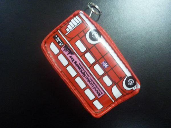 02010 Сувенир-кошелек, автобус