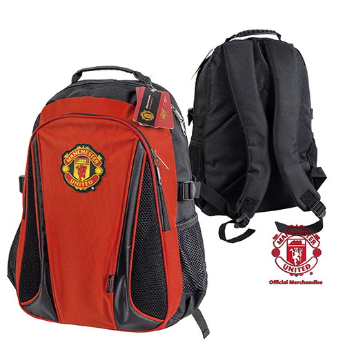 Заказать рюкзак с эмблемой манчестер юнайтед рюкзаки deuter kid comfort 2