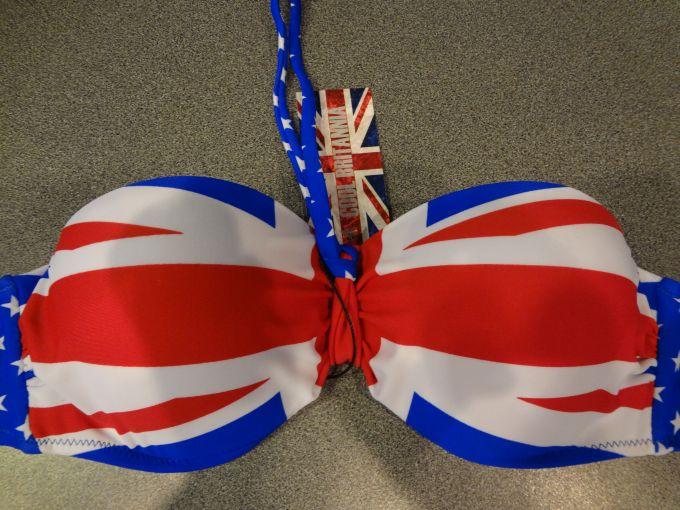 7f531526e4344 Купальник с британским флагом